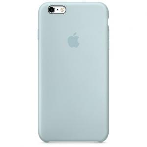 เคสซิลิโคน iPhone 6 Plus / 6s Plus - สีเทอร์ควอยซ์ ( Original )