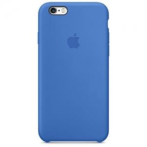 เคสซิลิโคน iPhone 6 Plus / 6s Plus - สีน้ำเงิน ( Original )