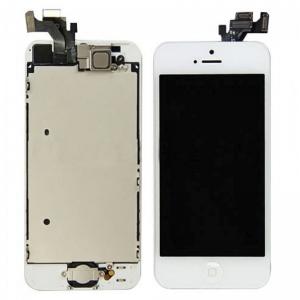 จอ ทัชสกรีน Iphone 5 สีขาว ประกัน 3 เดือน 1800 บาท