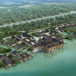 Banyan Tree Resort Panda town