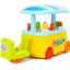 รถเข็นไอศกรีมห่านน้อย Huile Colorful Ice-Cream Cart thumbnail 6