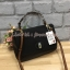 ZARA CITY BAG WITH SPLIT SUEDE FLAP AND thumbnail 6