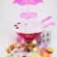 รถขายไอศกรีม Sweet Shop Luxury Candy Cart 39 ชิ้น thumbnail 10