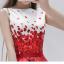 set เสื้อและกระโปรงพิมพ์ลายดอกกุหลาบสีแดง สวยมากๆๆค่ะ thumbnail 13