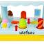 รถเข็นไอศกรีมห่านน้อย Huile Colorful Ice-Cream Cart thumbnail 14
