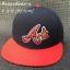 หมวก New Era MLB Atlanta Braves on field alternate color 59fifty thumbnail 1