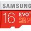 16 GB MICRO SD CARD EVO PLUS SAMSUNG CLASS 10 thumbnail 2