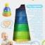 ถ้วยเรียงซ้อนมายากล Multicoloured Stack Cup thumbnail 20