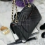 KEEP รุ่น KEEP shoulder chevron chain handbag thumbnail 2
