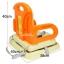 เก้าอี้ทานข้าวพกพา Baby Dining Chair thumbnail 7