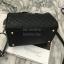 นใหม่ล่าสุด ขนาด มินิ หนังแกะสวยมากค่ะ สีเข้าใหม่ >> สี classy black รุ่น KEEP quited leather Pillow bag thumbnail 4