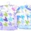 ผ้าห่ม Hudson Baby Satin Blanket ลาย Houndstooth thumbnail 15