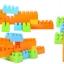 บล็อคตัวต่อ Block Play&Learn รุ่นถุงใหญ่ 320 ชิ้น thumbnail 19