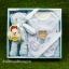 ชุดของขวัญเสื้อผ้าพร้อมตุ๊กตา 4 ชิ้น TomTom joyful (เด็กอายุ 0-6 เดือน) thumbnail 5