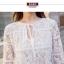 set เสื้อและกระโปรงสีขาวสวยมากค่ะ thumbnail 12