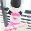 BabyCity ชุดเสื้อมีฮูทพร้อมกางเกงกระโปรงสไตล์มินนี่ thumbnail 12