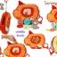 โมบายหมูส้มหยอดของเล่น thumbnail 2