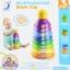 ถ้วยเรียงซ้อนมายากล Multicoloured Stack Cup thumbnail 19
