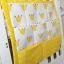 ผ้าแขวนผนังหรือติดขอบเตียงใส่ของเล่น Muslin tree thumbnail 9