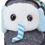 [รุ่นบุเนื้อนิ่ม ลายช้าง] รองเท้าเด็ก XTmiffy thumbnail 4