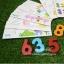 แฟลชการ์ดพร้อมตัวเลขไม้ 1-10 thumbnail 21