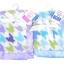 ผ้าห่ม Hudson Baby Satin Blanket ลาย Houndstooth thumbnail 1