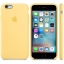 เคสซิลิโคน iPhone 6 Plus / 6s Plus สีเหลือง ( Original ) thumbnail 2