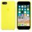 เคสซิลิโคน iPhone 7 / 8 สีเหลืองนีออน ( Original ) thumbnail 4