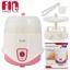 เครื่องนึ่งขวดนมไอน้ำพร้อมอบแห้ง Farlin (SMART) รุ่น TOP-0971 Bottle Sterilizer & Dryer thumbnail 1
