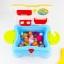 ชุดเก้าอี้ไอศกรีมพกพา Super Market Play Set 39 ชิ้น thumbnail 7