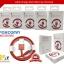 สายชาร์จ iPhone ของแท้ Foxconn Red Edition ชุด 2 เส้น ส่ง EMS ฟรี thumbnail 4