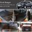 ยางปูพื้นรถยนต์ Ford Ranger ลายกระดุมเม็ดเล็ก