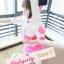 BabyCity ชุดเสื้อมีฮูทพร้อมกางเกงกระโปรงสไตล์มินนี่ thumbnail 5