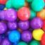 ลูกบอลหลากสี 100ลูก ขนาด 6ซม. INTEX thumbnail 13