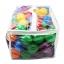 ลูกบอลหลากสี 100ลูก ขนาด 6ซม. INTEX thumbnail 20