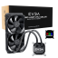 EVGA CLC 240 Liquid / Water CPU Cooler, RGB LED Cooling
