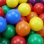ลูกบอลหลากสี 100ลูก ขนาด 6ซม. INTEX thumbnail 18