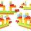 บล็อคตัวต่อ Block Play&Learn รุ่นถุงใหญ่ 320 ชิ้น thumbnail 18
