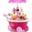 รถขายไอศกรีม Sweet Shop Luxury Candy Cart 39 ชิ้น thumbnail 9