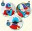 เซตหมวกแก๊ป+ผ้ากันเปื้อน เต่าทอง thumbnail 19