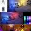 หลอดไฟ LED เปลี่ยนสีได้ 16 สี พร้อมรีโมท led 16 color in 1 RGB thumbnail 2
