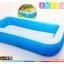 สระน้ำเป่าลมทรงยาว 3 ชั้น สีฟ้า [Intex-58484] thumbnail 1