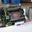 Xeon E5-2660 2.2Ghz (3.00Ghz) 8C 16T + Huanan X79 + 8GB DDR3 ECC + AVC 6 ท่อ
