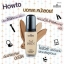 odbo Bright Skin Liquid Foundation Repairing OD412 โอดีบีโอ ไบร์ท สกิน ครีมรองพื้นสูตรน้ำ thumbnail 3