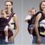เป้อุ้มเด็กคาดเอว Aiebao Hip seat รุ่น Airflow thumbnail 3
