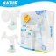 ชุดปั๊มนมเก็บ แบบโยก ฟรีถุงเก็บน้ำนมและแผ่นซับน้ำนม Natur thumbnail 1