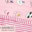 ผ้าห่มมัสลินแบมบู พรี่เมี่ยม (4 layer) thumbnail 3