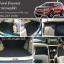 ยางปูพื้นรถยนต์ Ford Everest All New 2015 ลายกระดุมสีดำ