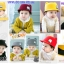 หมวกเด็กสไตล์เกาหลี thumbnail 2