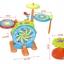 กลองชุดอิเล็กทรอนิกส์ สำหรับเด็ก Melodious Jazz Drum thumbnail 16